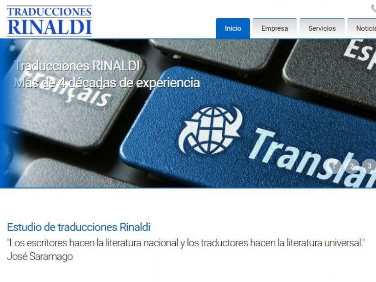 Traducciones Rinaldi